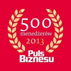 500 menedzerow Pulsu Biznesu - TTiTC na czele
